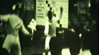 Fencing Footage of the 1956 Melbourne Olympics