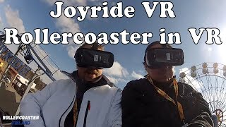 Virtual Reality on a Rollercoaster - Joyride VR is something different