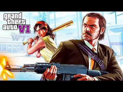10 GTA 6 Rumors That May Be True (VICE CITY, MULTIPLE MAPS, FEMALE PROTAGONIST)