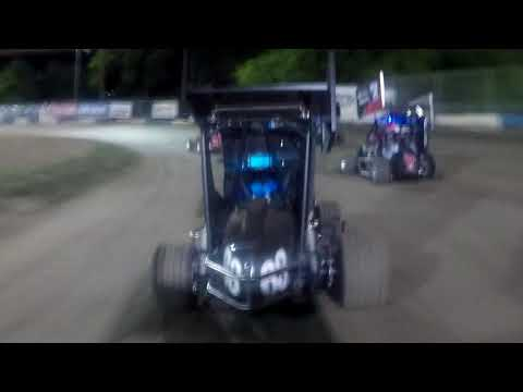 Plaza Park Raceway 4/28/18 Jr Sprint Main GoPro