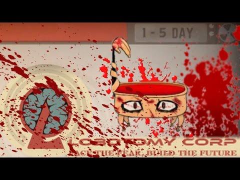 It's a BLOODBATH!!! - Lobotomy Corporation #5
