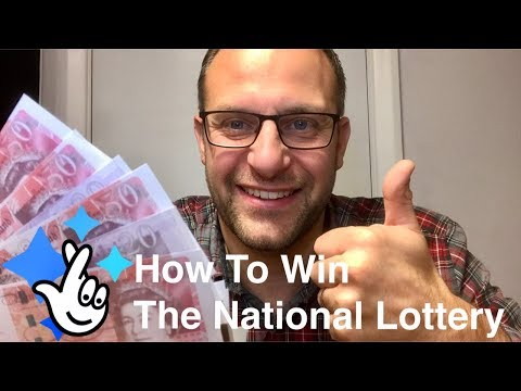How To Win The National Lottery