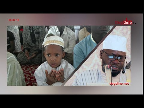 Mérites des Mois du Hajj || فضل أشهر الحج || Khoutbah 05 07 19 - Imam Dr Aliou GUEYE H.A, à Jaxaay