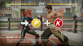 DEAD OR ALIVE 6 - E3 2018 Gameplay Demo