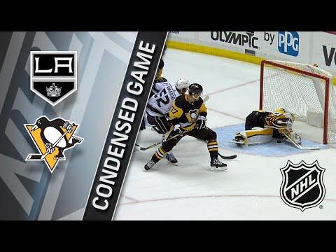 02/15/18 Condensed Game: Kings @ Penguins
