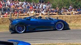 Horacio Pagani REDLINES His $25 Million V12 Zonda Barchetta thumbnail