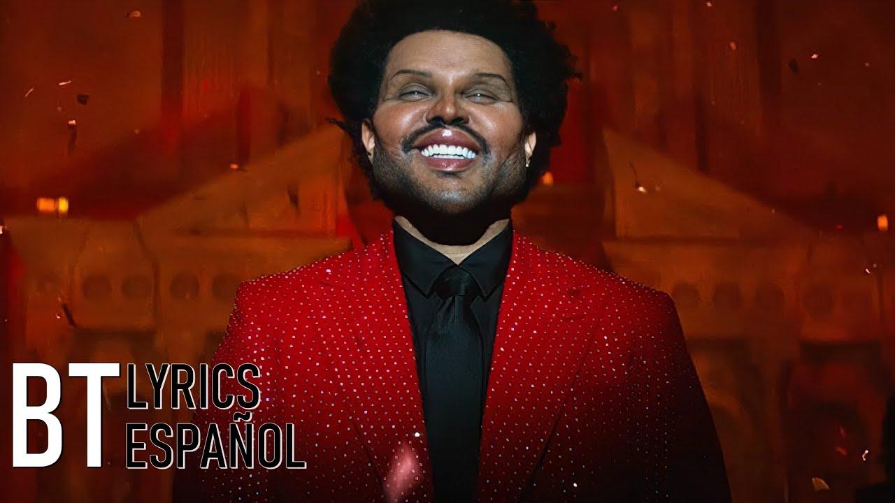 The Weeknd - Save Your Tears (Lyrics + Español) Video Official - YouTube