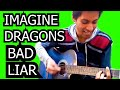 Imagine Dragons - Bad Liar - Cover by Divyansh Johari