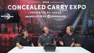 Rob Beckman On the Physiology of Deadly Encounters - USCCA Expo 2018