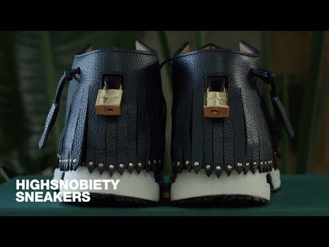 The 6 Sneakers Footwear Designer Jon Buscemi is Wearing Right Now