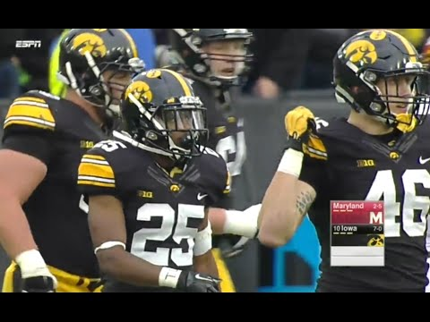 Maryland vs Iowa Full game 31/10/2015 Week 9 College Football 2015