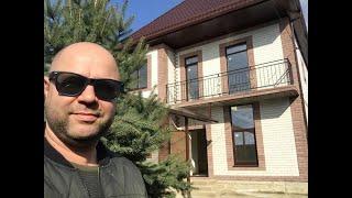 Новый дом 160м2 с газом, навесом и террасой!