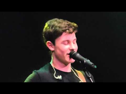 Shawn Mendes - Thinking Out Loud (Ed Sheeran Cover) - Scottsdale, AZ 4.21.15