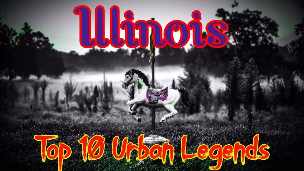 Illinois Top 10 Urban Legends