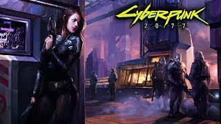 Cyberpunk 2077 - HUGE INFO! Secret Tease, Battle Royale Chances, Gameplay/Trailer At E3 2018 & More!