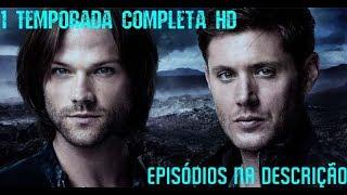 Sobrenatural série dublado