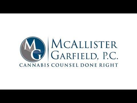 Hemp / CBD — McAllister Garfield, P C
