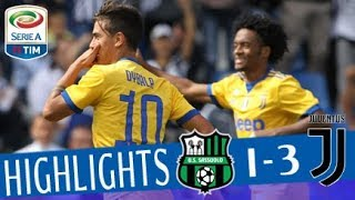 Download Video Sassuolo - Juventus -1-3 - Highlights - Giornata 4 - Serie A TIM 2017/18 MP3 3GP MP4
