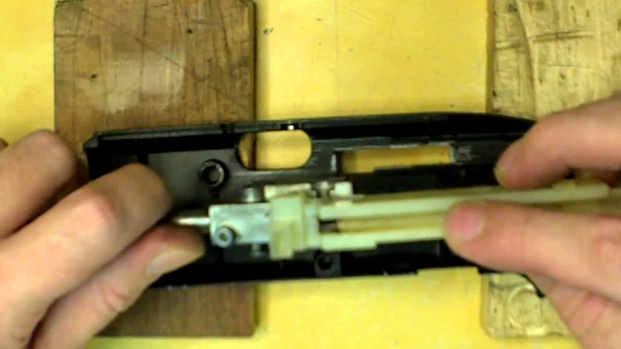 small resolution of how to disassemble reassemble a crosman 766 2100 pellet bb rifle youtube