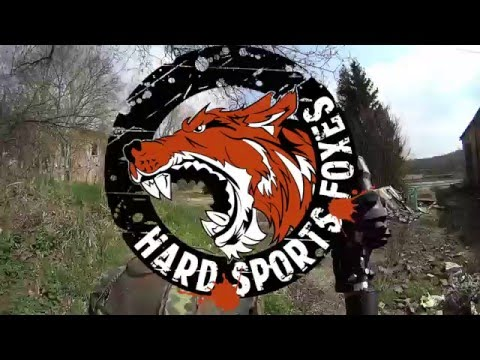 """Hard Sports """"Skyranger"""" 3rd person magfed Paintball"""