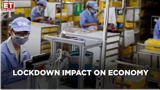 Lockdown impact on Indian economy | Manish Bhatnagar to ET Now