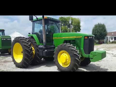 John deere 8300 tractor manuals