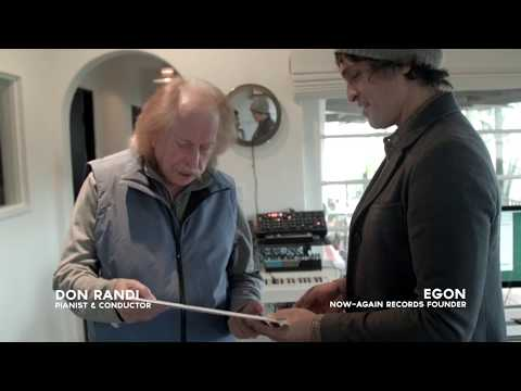 David Axelrod - Songs of Experience - Listening with Don Randi