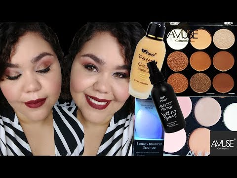 Maquillaje lowcost (BBB)* AMUSE  | kittypinky