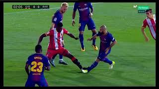 Girona vs Barcelona Partido Completo Jornada 6 Liga 2017-2018