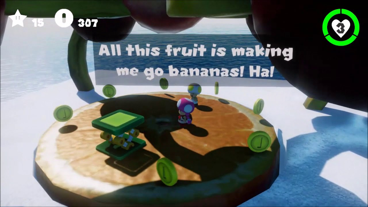 Toadette's Sweets Gallery - ALL PUNS