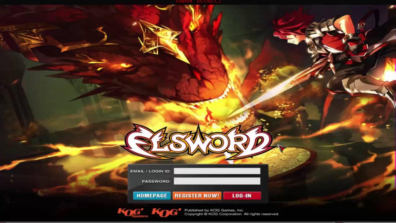 Elsword - Evento de elucion (salto a nivel 70) evento finalizado