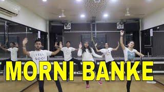 Morni Banke | Amazing Dance Steps Choreography | Badhaai Ho | Guru Randhawa | Step2Step Dance Studio