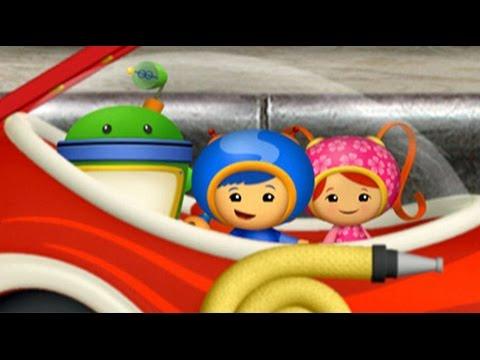 Team Umizoomi Car Games Online