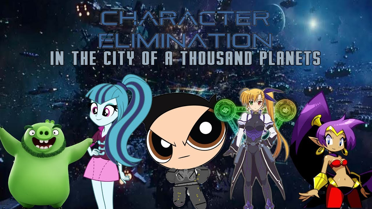 Character Elimination In The City Of A Thousand Planets -3827