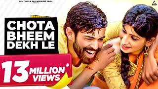 Chota Bheem Dekh Le Masoom Sharma Free MP3 Song Download 320 Kbps