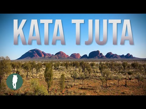 Spirit of Kata Tjuta / Olgas Red Centre Australia