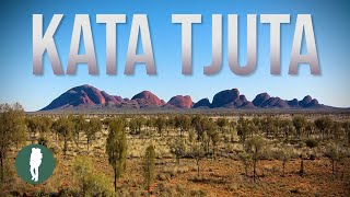 Spirit of Kata Tjuta / Olgas Red Centre Australia