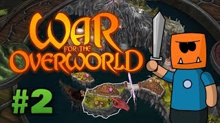 War for the Overworld ep2   The Breach