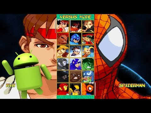 TOP 5 Android Fighting Games 2015