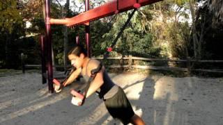 Jungle Gym Xt Upper Body Workout