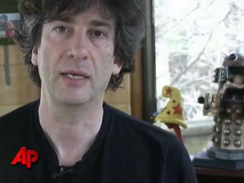 Author Neil Gaiman Offers 'Instructions'