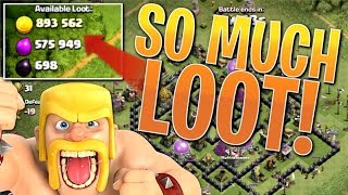 1,000,000+ LOOT RAID!  Fix that Engineer ep41 | Clash of Clans