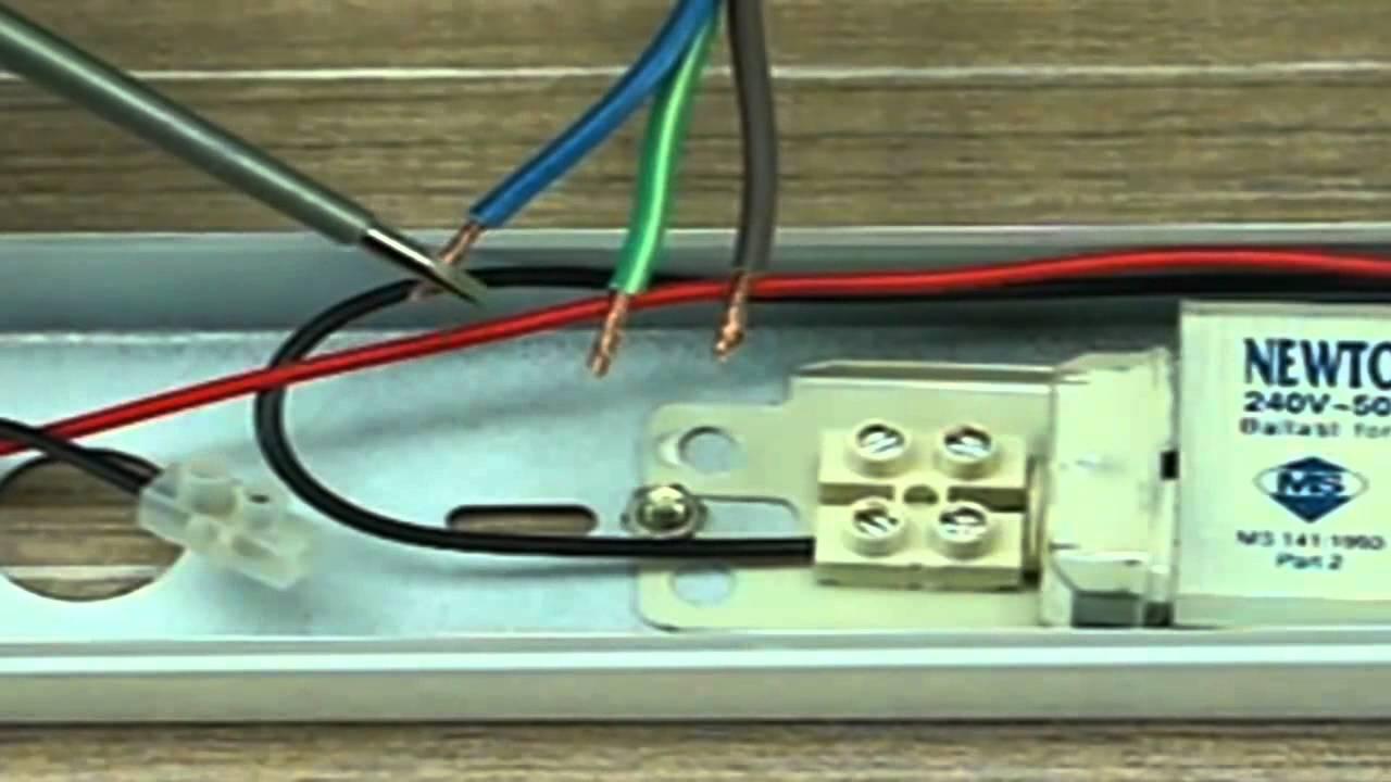cara pemasangan lampu pendaflour kalimantang youtube rh youtube com