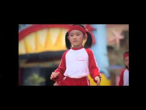 senam ceria anak indonesia  part 2