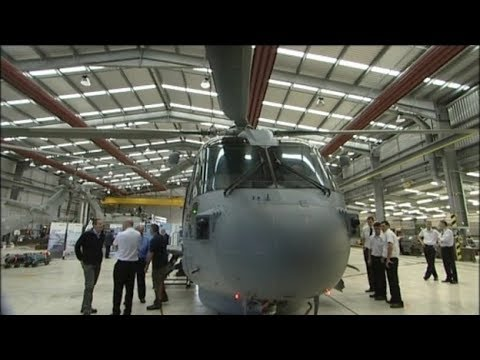 Philippine Navy continues to develop AgustaWestland AW159 Wildcat Helicopter