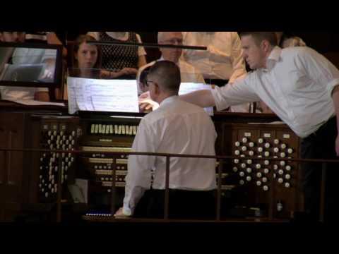 13 Postlude - Allegro assai vivace (Sonata No. 1) - Mendelssohn