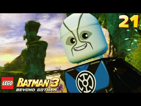 Lego Batman 3: Beyond Gotham - Walkthrough Part 21 - A Blue Hope