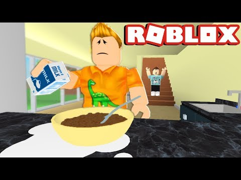 SKETCH'S MORNING ROUTINE IN ROBLOX