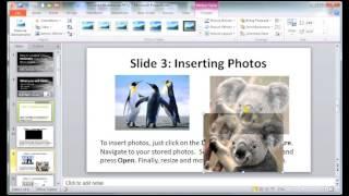 So Erstellen Sie eine Multimedia-PowerPoint-Präsentation