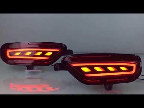 Review : ไฟทับทิมท้าย LED สำหรับ Mazda CX-5 (KF)